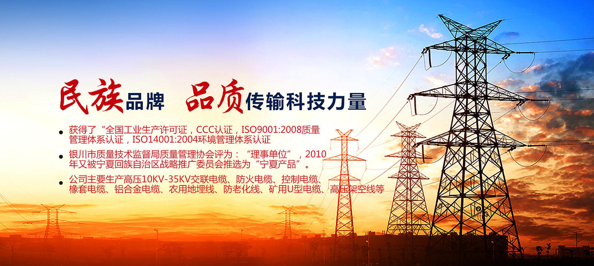 宁夏高压电缆